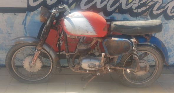 Puma 4ta Serie 125