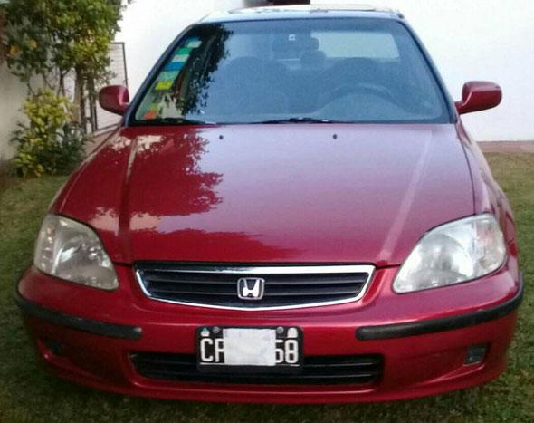 Honda Civic Ex At 1999