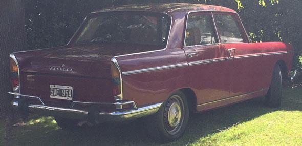 Peugeot 404 1973