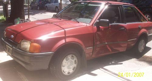 Car Ford Escort Guia