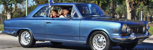 Car Torino 380 Coupé 1967