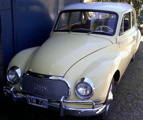Auto DKW 1000 S