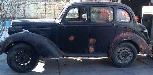 Auto Morris 10 1942