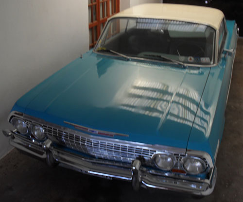 Car Chevrolet 1963