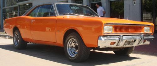 Car Dodge GTX