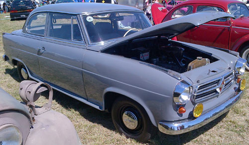 Auto Borgward Isabella 1960