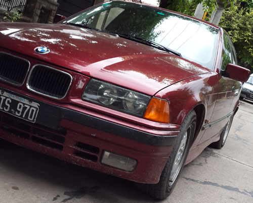 Car BMW 318IS