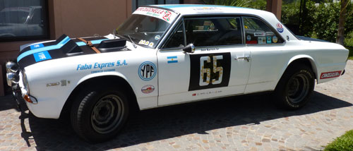 Car Torino 1968 380