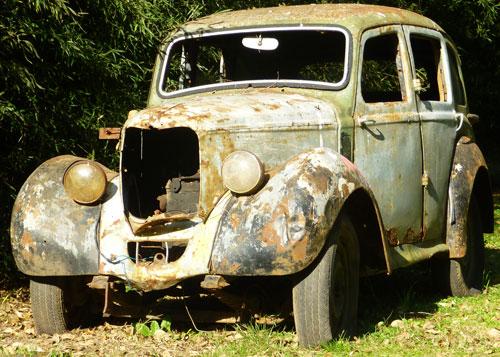 Car Hillman Minx