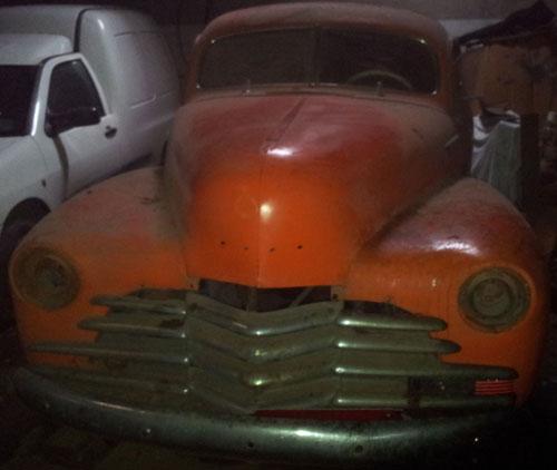 Chevrolet Fleetline 1947