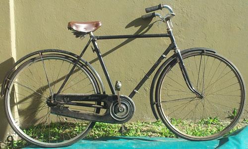Bicicleta Legnano 1925