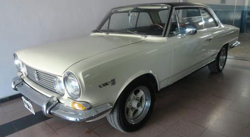 Car Torino Coupé 380