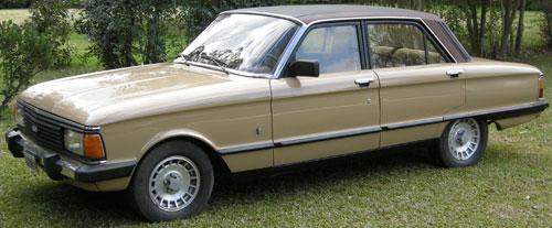 Auto Ford 1983