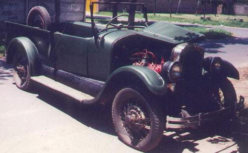 Car Oldsmobile 1925
