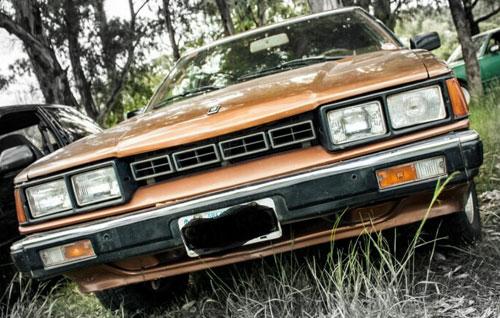 Auto Datsun 180SX Silvia