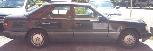 Auto Mercedes Benz E 320