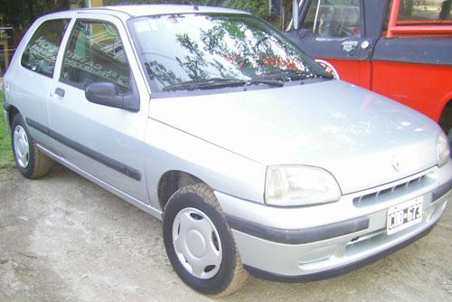 Car Renault Clio