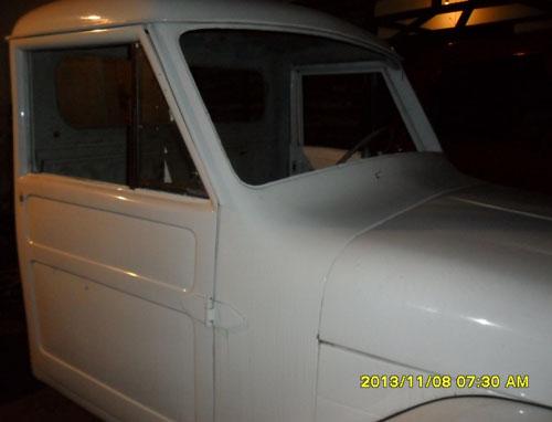 Auto Rastrogero 1964