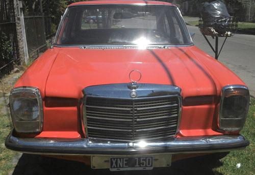 Auto Mercedes Benz 220D