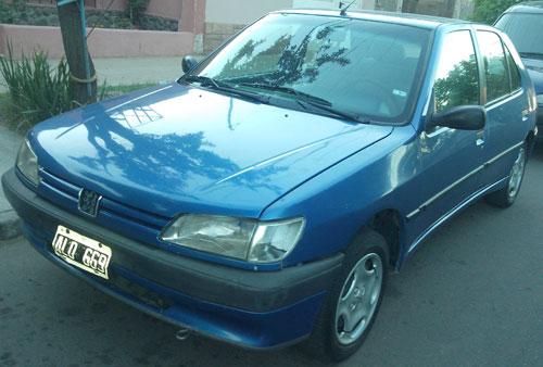 Auto Peugeot 306 XRD