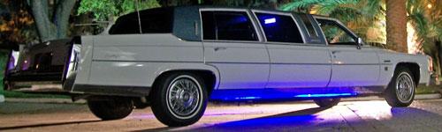 Car Cadillac Limusina