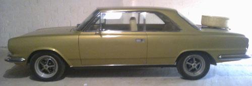 Car Torino TSX 1976