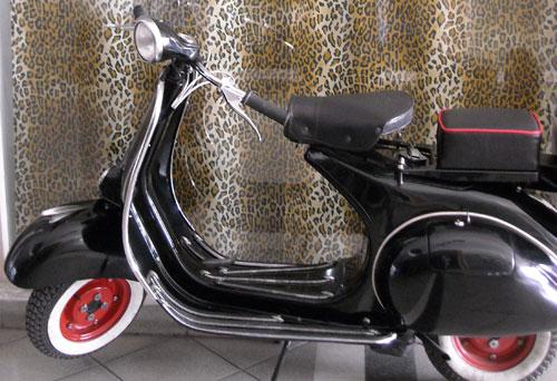 Moto Vespa 1957