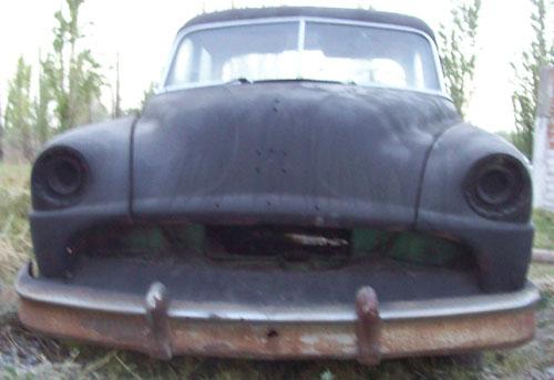 Auto Desoto Coupé 1951