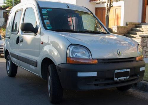 Car Renault Kangoo
