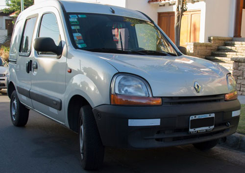 Auto Renault Kangoo