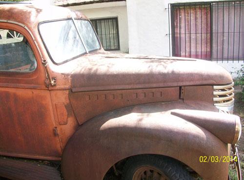 Auto Chevrolet 1932 Camioneta