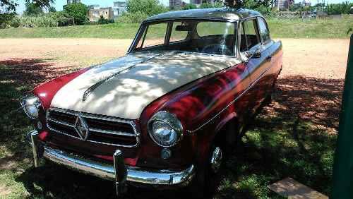 Auto Borgward Isabella