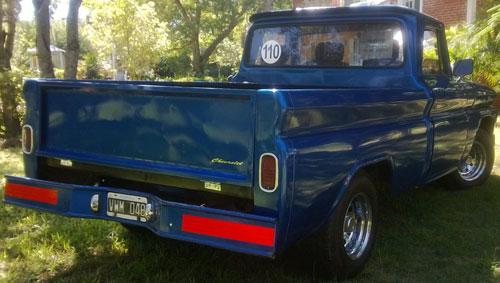 Auto Chevrolet C 10 1964 Diesel