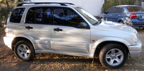 Auto Susuki Vitara