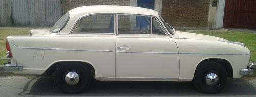 Car Hansa Sedán