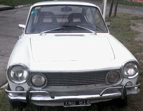Auto Fiat 1600
