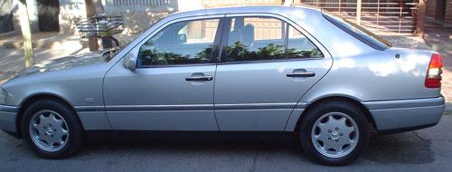 Car Mercedes Benz 1997 C230 Elegance