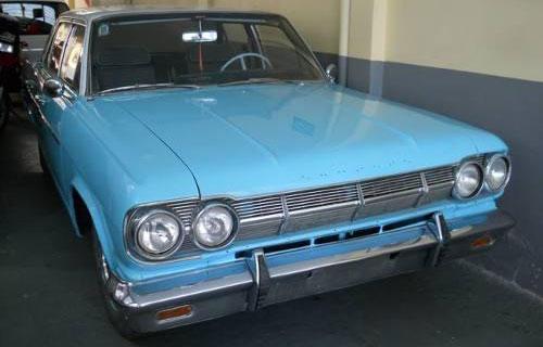 Car IKA Rambler Classic Custom 660