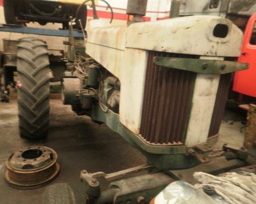 Car John Deere Tractor 730