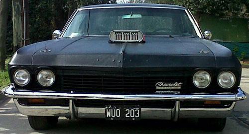 Auto Chevrolet Impala 1965 SS