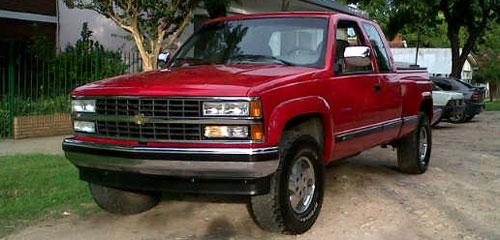 Car Chevrolet K 1500