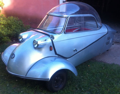 Car Messerschmitt KR200