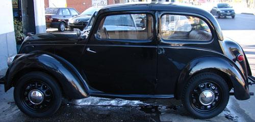 Car Morris 8