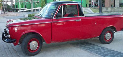 Car Fiat 1500 1969