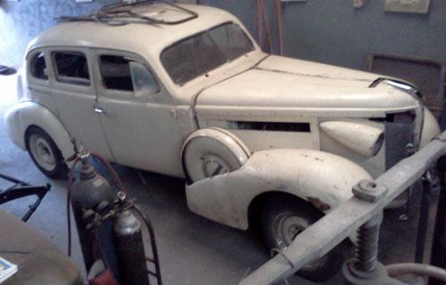 Auto Buick 1938