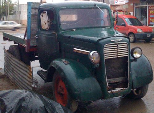 Auto Comer 1946 Camión