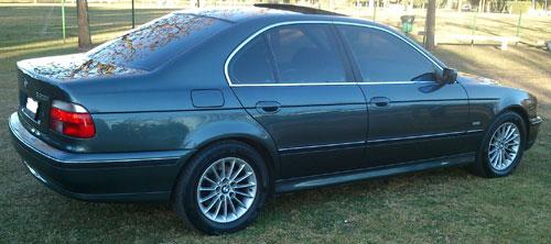 Car BMW 528 I Exclusive