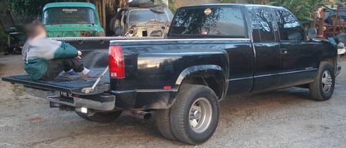 Auto Chevrolet Silverado 3500