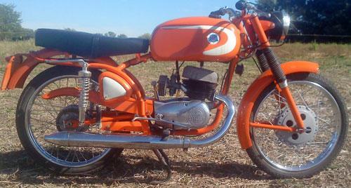 Moto Zanella 175