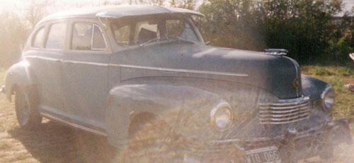 Car Nash Ambassador 1947